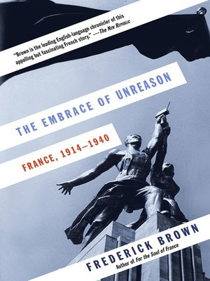 cover image of The Embrace of Unreason
