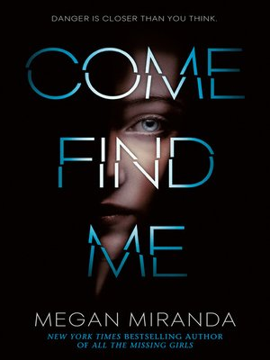 cover image of Come Find Me