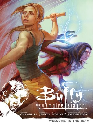 cover image of Buffy the Vampire Slayer, Season 9, Volume 4