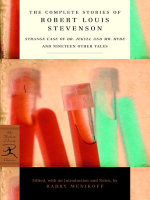 cover image of The Complete Stories of Robert Louis Stevenson