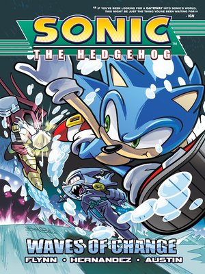 cover image of Sonic the Hedgehog 3