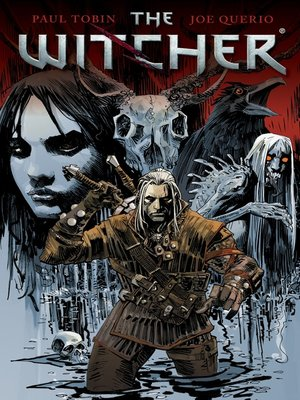cover image of The Witcher, Volume 1