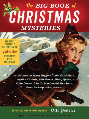 cover image of The Big Book of Christmas Mysteries