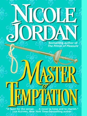 cover image of Master of Temptation