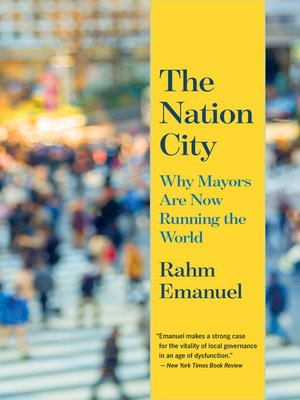 cover image of The Nation City