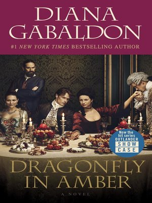 cover image of Dragonfly in Amber