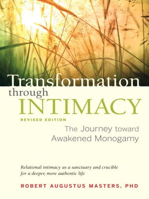 cover image of Transformation through Intimacy