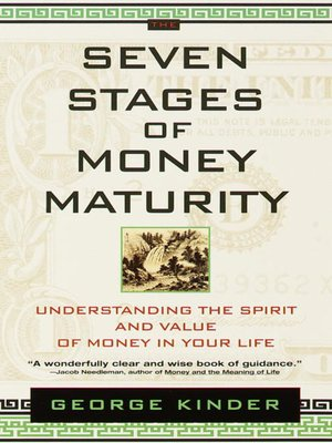 cover image of The Seven Stages of Money Maturity