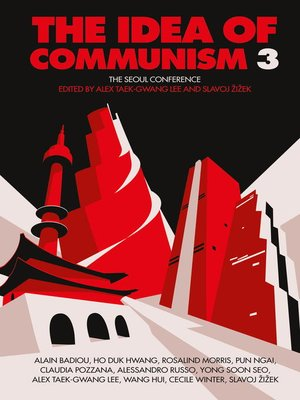 cover image of The Idea of Communism 3