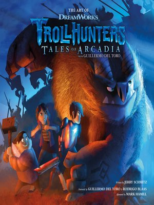 cover image of The Art of Trollhunters