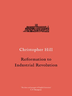 cover image of Reformation to Industrial Revolution