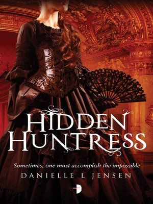 cover image of Hidden Huntress
