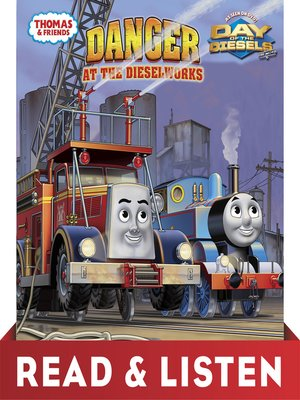 cover image of Danger at the Dieselworks