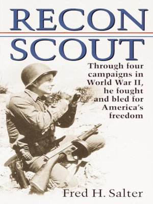 cover image of Recon Scout