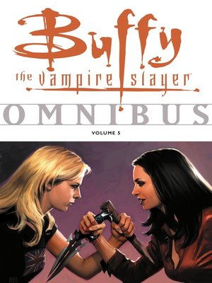 cover image of Buffy Omnibus, Volume 5