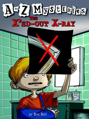 cover image of The X'ed-Out X-Ray
