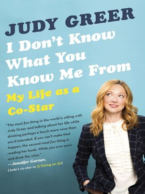 cover image of I Don't Know What You Know Me From