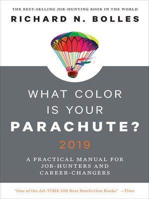 cover image of What Color Is Your Parachute? 2019