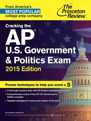 Cracking the AP U.S. History Exam, 2008 Edition (College Test Prep)