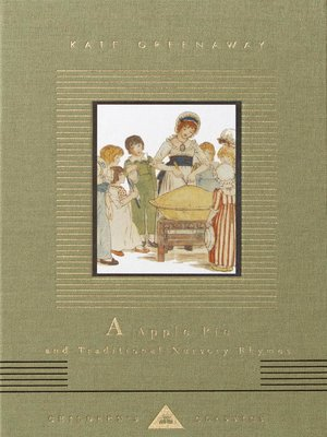 cover image of A Apple Pie and Traditional Nursery Rhymes