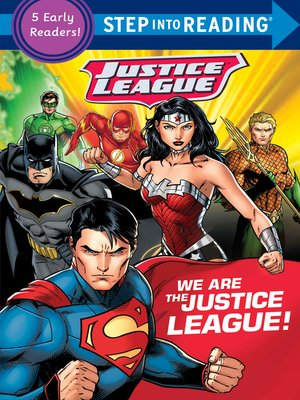 cover image of We Are the Justice League!