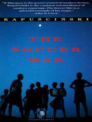 cover image of The Soccer War