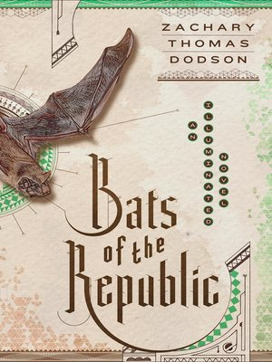 cover image of Bats of the Republic