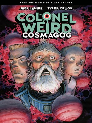 cover image of Colonel Weird