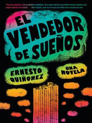 cover image of El vendedor de sueños