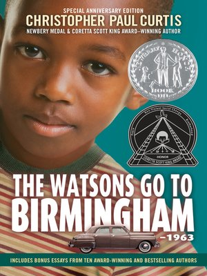 cover image of The Watsons Go to Birmingham—1963