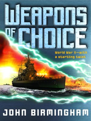 cover image of Weapons of Choice