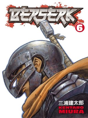 cover image of Berserk, Volume 6