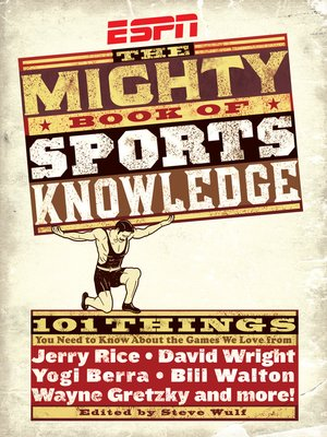 ESPN by Steve Wulf · OverDrive (Rakuten OverDrive): eBooks