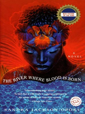 cover image of The River Where Blood Is Born
