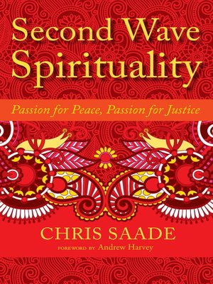 cover image of Second Wave Spirituality