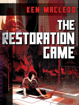 cover image of The Restoration Game
