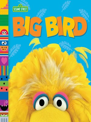 cover image of Big Bird