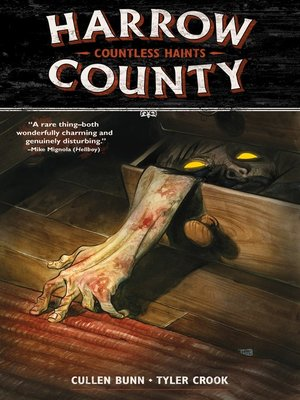 cover image of Harrow County (2015), Volume 1