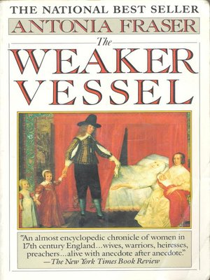 cover image of The Weaker Vessel