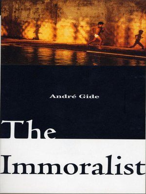 cover image of The Immoralist
