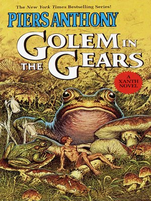 cover image of Golem in the Gears