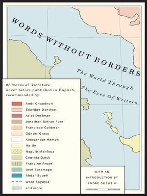 cover image of Words Without Borders