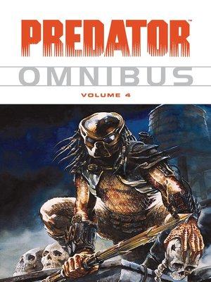 cover image of Predator (1989), Omnibus Volume 4