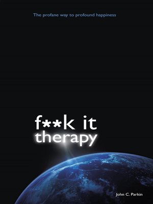 cover image of F**k It Therapy