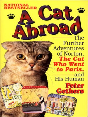 cover image of A Cat Abroad