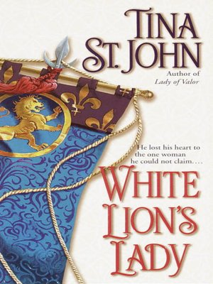cover image of White Lion's Lady