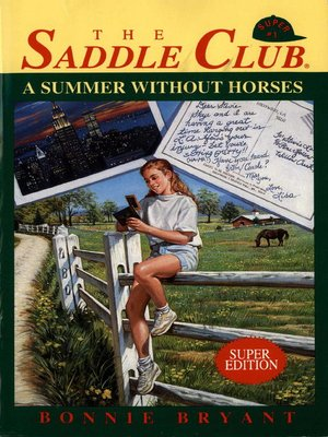 cover image of A Summer Without Horses