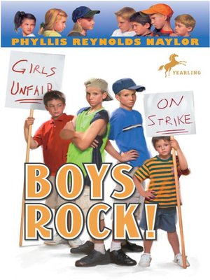 cover image of Boys Rock!