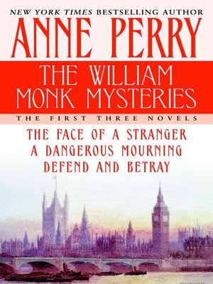 cover image of The William Monk Mysteries