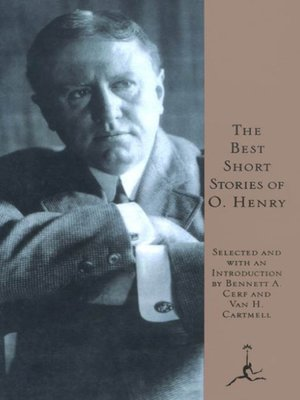 cover image of The Best Short Stories of O. Henry